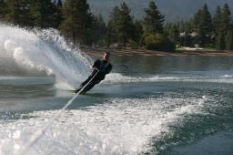 Lake Tahoe Water Skiing