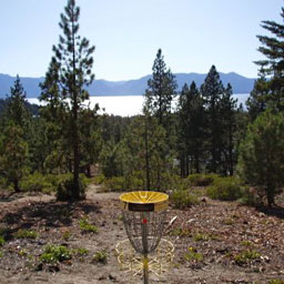 Disc Golf in South Lake Tahoe