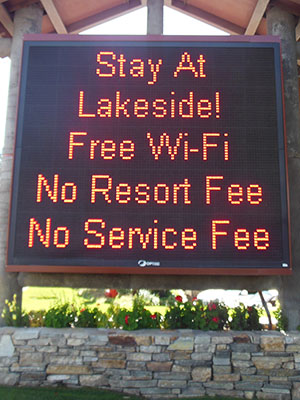 Fee Free Tahoe South Hotel